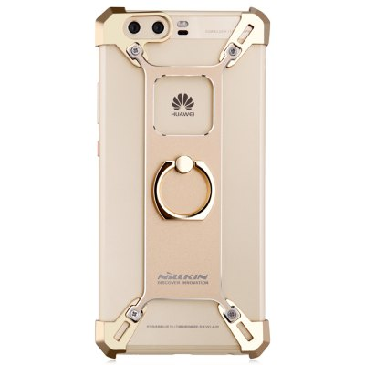 Nillkin Metal Frame CaseCases &amp; Leather<br>Nillkin Metal Frame Case<br><br>Brand: Nillkin<br>Compatible Model: P10 Plus<br>Features: Anti-knock, Back Cover, Bumper Frame<br>Mainly Compatible with: HUAWEI<br>Material: Metal<br>Package Contents: 1 x Ring Holder Plate, 4 x Corner Holder, 1 x Screwdriver, 8 x Screw, 1 x English / Chinese Manual<br>Package size (L x W x H): 17.50 x 11.00 x 2.70 cm / 6.89 x 4.33 x 1.06 inches<br>Package weight: 0.1200 kg<br>Product Size(L x W x H): 15.50 x 7.60 x 1.30 cm / 6.1 x 2.99 x 0.51 inches<br>Product weight: 0.0400 kg<br>Style: Modern, Cool