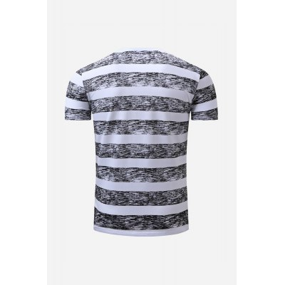FREDD MARSHALL Striped T Shirts with Front PocketMens Short Sleeve Tees<br>FREDD MARSHALL Striped T Shirts with Front Pocket<br><br>Brand: FREDDMARSHALL<br>Color: Black,Red<br>Material: Cotton<br>Neckline: V-Neck<br>Package Content: 1 x FREDD MARSHALL T Shirt<br>Package size: 36.00 x 25.00 x 2.00 cm / 14.17 x 9.84 x 0.79 inches<br>Package weight: 0.2200 kg<br>Pattern Type: Striped<br>Product weight: 0.1900 kg<br>Season: Autumn, Summer, Spring, Winter<br>Size: L,M,S,XL,XXL<br>Sleeve Length: Short Sleeves<br>Style: Casual