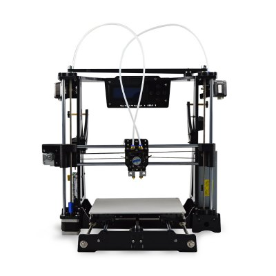 Zonestar P802CR2 Reprap Prusa I3 DIY 3D Printer Kit3D Printers, 3D Printer Kits<br>Zonestar P802CR2 Reprap Prusa I3 DIY 3D Printer Kit<br><br>Brand: ZONESTAR<br>Certificate: CE,FCC,RoHs<br>File format: STL, OBJ, G-code<br>Layer thickness: 0.1-0.4mm<br>LCD Screen: Yes<br>Material diameter: 1.75mm<br>Memory card offline print: SD card<br>Model: P802CR2<br>Nozzle diameter: 0.4mm<br>Package size: 42.00 x 37.00 x 18.00 cm / 16.54 x 14.57 x 7.09 inches<br>Package weight: 7.9000 kg<br>Packing Contents: 1 x Zonestar P802CR2 3D Printer DIY Kit<br>Packing Type: unassembled packing<br>Print speed: 150mm/s<br>Product forming size: 220 x 220 x 220mm<br>Product size: 46.00 x 42.00 x 42.00 cm / 18.11 x 16.54 x 16.54 inches<br>Product weight: 7.0000 kg<br>Supporting material: Wood, PVA, PLA, ABS, PETG, Flexible PLA<br>System support: Mac.,  Linux, Windows<br>Type: DIY<br>XY-axis positioning accuracy: 0.012mm<br>Z-axis positioning accuracy: 0.0025mm