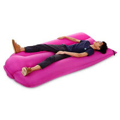 Water-resistant 200kg Loading 2-person Fast Inflatable Bed SofaHammock and Sleeping Bags<br>Water-resistant 200kg Loading 2-person Fast Inflatable Bed Sofa<br><br>Bearing Weight: 200kg<br>Package Contents: 1 x Inflatable Bed,  1 x Storage Bag<br>Package Size(L x W x H): 37.00 x 24.00 x 8.00 cm / 14.57 x 9.45 x 3.15 inches<br>Package weight: 0.8700 kg<br>Product Size  ( L x W x H ): 250.00 x 142.00 x 50.00 cm / 98.43 x 55.91 x 19.69 inches<br>Product weight: 0.8200 kg