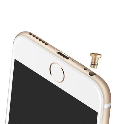Mobile Phone Metal Dust PlugOther Cell Phone Accessories<br>Mobile Phone Metal Dust Plug<br><br>Apply: 3.5 mm<br>Material: Metal<br>Package Contents: 1 x Dust Plug<br>Package size (L x W x H): 5.00 x 3.00 x 1.80 cm / 1.97 x 1.18 x 0.71 inches<br>Package weight: 0.0200 kg<br>Product size (L x W x H): 0.50 x 0.40 x 0.80 cm / 0.2 x 0.16 x 0.31 inches<br>Product weight: 0.0030 kg
