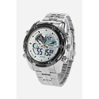 HPOLW 618 Analog-digital Watch