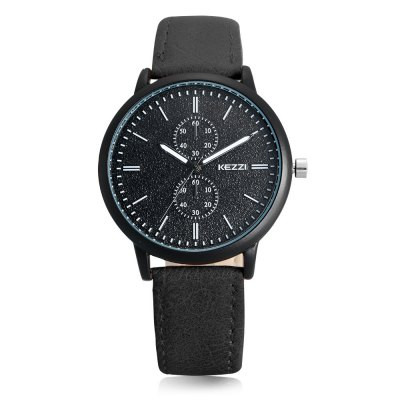KEZZI K - 1662 Cool Shaped Dial Kid Quartz WatchKids Watches<br>KEZZI K - 1662 Cool Shaped Dial Kid Quartz Watch<br><br>Band material: Genuine Leather<br>Band size: 22.00 x 2.00 cm / 8.66 x 0.78 inches<br>Brand: KEZZI<br>Case material: Alloy<br>Clasp type: Pin buckle<br>Dial size: 3.80 x 3.80 x 1.00 cm / 1.50 x 1.50 x 0.39 inches<br>Display type: Analog<br>Movement type: Quartz watch<br>Package Contents: 1 x KEZZI Watch<br>Package size (L x W x H): 24.00 x 5.00 x 2.50 cm / 9.45 x 1.97 x 0.98 inches<br>Package weight: 0.0590 kg<br>Product size (L x W x H): 22.00 x 3.80 x 1.00 cm / 8.66 x 1.5 x 0.39 inches<br>Product weight: 0.0280 kg<br>Shape of the dial: Round<br>Watch style: Casual<br>Watches categories: Children table<br>Wearable length: 15.00 - 20.00 cm / 5.90 - 7.87 inches