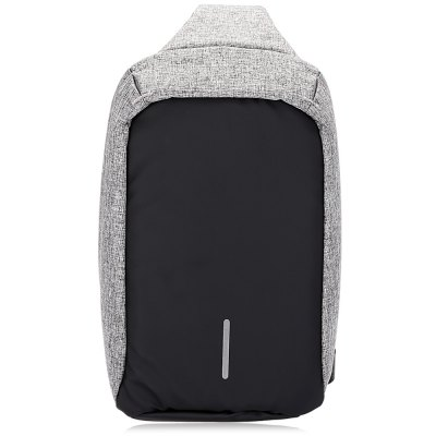 Male Anti-theft Polyester 8L Leisure Sling Bag Chest PackSling Bag<br>Male Anti-theft Polyester 8L Leisure Sling Bag Chest Pack<br><br>Bag Capacity: 8L<br>Capacity: 1 - 10L<br>Features: Ultra Light, Water Resistant<br>For: Casual, Travel<br>Material: Polyester<br>Package Contents: 1 x Sling Bag<br>Package size (L x W x H): 20.00 x 8.00 x 30.00 cm / 7.87 x 3.15 x 11.81 inches<br>Package weight: 0.4650 kg<br>Product size (L x W x H): 21.00 x 11.00 x 32.00 cm / 8.27 x 4.33 x 12.6 inches<br>Product weight: 0.4150 kg