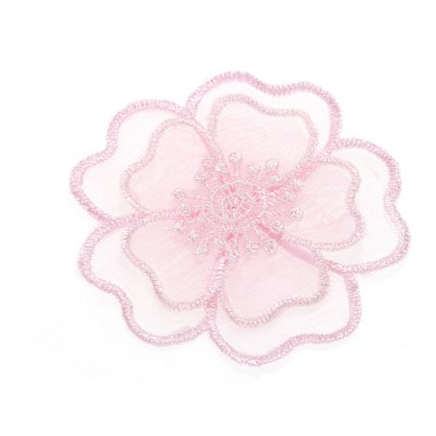 Floral Lace Clothes Patch for Wedding Party