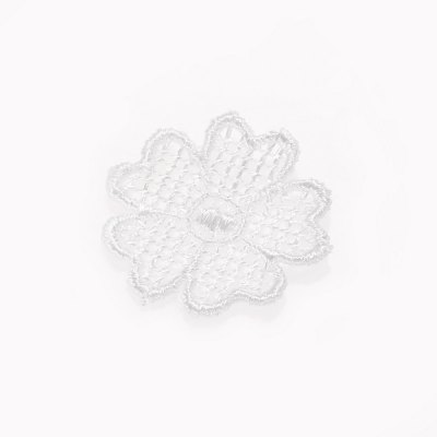 Mini Floral Lace Clothes Patch for Wedding Party