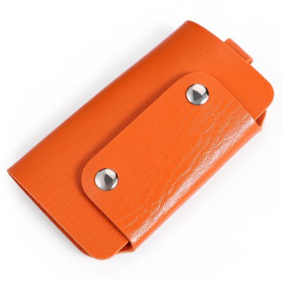 Leather Bag Wallets 6 Key Hooks KeychainStorage Bags<br>Leather Bag Wallets 6 Key Hooks Keychain<br><br> Product weight: 0.0390 kg<br>Available Color: Orange<br>Functions: Home, Travel<br>Materials: Leather<br>Package Contents: 1 x Key Bag<br>Package Size(L x W x H): 15.50 x 9.80 x 2.50 cm / 6.1 x 3.86 x 0.98 inches<br>Package weight: 0.0620 kg<br>Product Size(L x W x H): 10.70 x 6.70 x 1.50 cm / 4.21 x 2.64 x 0.59 inches<br>Types: Storage Bags