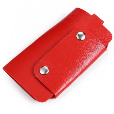 Leather Bag Wallets 6 Key Hooks KeychainStorage Bags<br>Leather Bag Wallets 6 Key Hooks Keychain<br><br> Product weight: 0.0340 kg<br>Available Color: Red<br>Functions: Home, Travel<br>Materials: Leather<br>Package Contents: 1 x Key Bag<br>Package Size(L x W x H): 7.20 x 11.00 x 4.00 cm / 2.83 x 4.33 x 1.57 inches<br>Package weight: 0.0700 kg<br>Product Size(L x W x H): 6.00 x 10.00 x 4.00 cm / 2.36 x 3.94 x 1.57 inches<br>Types: Storage Bags