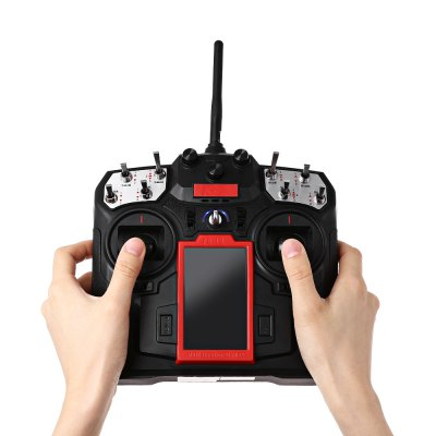 FLYSKY FS - i8 2.4GHz 8-channel LCD TransmitterRadios &amp; Receiver<br>FLYSKY FS - i8 2.4GHz 8-channel LCD Transmitter<br><br>Brand: Flysky<br>Package Contents: 1 x Transmitter ( with Antenna ), 1 x Receiver, 1 x FS - B1700 3.7V 1700mAh LiPo Battery, 1 x USB Cable, 1 x Chinese-English Manual<br>Package size (L x W x H): 24.50 x 12.50 x 25.50 cm / 9.65 x 4.92 x 10.04 inches<br>Package weight: 1.0310 kg<br>Product size (L x W x H): 19.00 x 95.00 x 25.50 cm / 7.48 x 37.4 x 10.04 inches<br>Product weight: 0.2940 kg<br>Type: Transmitter Receiver Set