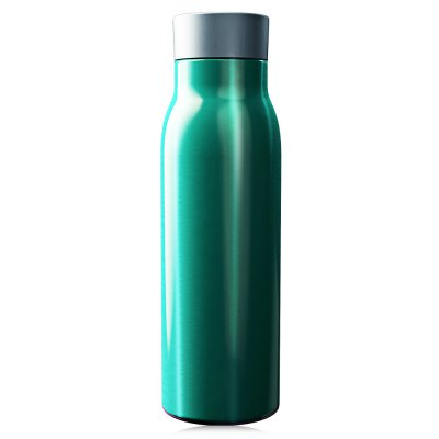 SGUAI G2 Smart Water BottleOther Camping Gadgets<br>SGUAI G2 Smart Water Bottle<br><br>Brand: SGUAI<br>Capacity: 400mL<br>Package Contents: 1 x SGUAI G2 Smart Water Bottle, 1 x Insulation Cover, 1 x English User Manual<br>Package size (L x W x H): 9.00 x 9.00 x 26.00 cm / 3.54 x 3.54 x 10.24 inches<br>Package weight: 0.4980 kg<br>Product size (L x W x H): 6.60 x 6.60 x 21.70 cm / 2.6 x 2.6 x 8.54 inches<br>Product weight: 0.2970 kg