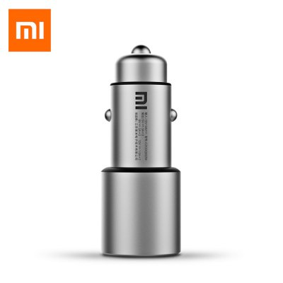 Original Xiaomi Car Charger - Fast Charge Version