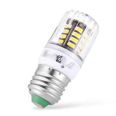 YouOKLight E26 / E27 250Lm 5733 SMD 30 LEDs Corn BulbGlobe bulbs<br>YouOKLight E26 / E27 250Lm 5733 SMD 30 LEDs Corn Bulb<br><br>Available Light Color: Warm White<br>Brand: YouOKLight<br>CCT/Wavelength: 3000K<br>Emitter Types: SMD 5733<br>Features: Low Power Consumption<br>Function: Home Lighting<br>Holder: E26/E27<br>Luminous Flux: 250<br>Output Power: 3W<br>Package Contents: 1 x YouOKLight E26 / E27 Corn Bulb<br>Package size (L x W x H): 3.20 x 3.20 x 8.50 cm / 1.26 x 1.26 x 3.35 inches<br>Package weight: 0.0290 kg<br>Product size (L x W x H): 2.80 x 2.80 x 7.80 cm / 1.1 x 1.1 x 3.07 inches<br>Product weight: 0.0230 kg<br>Sheathing Material: Plastic, Aluminum<br>Total Emitters: 30<br>Type: Corn Bulbs<br>Voltage (V): AC 110-130