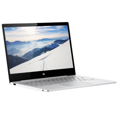 Xiaomi Air 12 NotebookLaptops<br>Xiaomi Air 12 Notebook<br><br>3.5mm Headphone Jack: Yes<br>AC adapter: 100-240V 5V 2A<br>Battery Type: Li-ion polymer battery, 7.4V / 5000mAh<br>Bluetooth: Bluetooth 4.1<br>Brand: Xiaomi<br>Caching: 4MB<br>Camera type: Single camera<br>Charger: 1<br>Charging Time.: 1-2 hours<br>Core: 1.2GHz, Dual Core<br>CPU: Intel Core i5 7Y54<br>CPU Brand: Intel<br>CPU Series: Core i5<br>Display Ratio: 16:9<br>English Manual : 1<br>Front camera: 1.0MP<br>Graphics Card Frequency: 300MHz - 950MHz<br>Graphics Chipset: Intel HD Graphics 615<br>Graphics Type: Integrated Graphics<br>Hard Disk Interface Type: SATA + M.2<br>Hard Disk Memory: 256GB SSD<br>LAN Card: Yes<br>Languages: Windows OS is built-in Chinese language pack<br>Largest RAM Capacity: 16GB<br>MIC: Supported<br>Model: Air 12<br>MS Office format: Word, PPT, Excel<br>Notebook: 1<br>OS: Windows 10<br>Package size: 33.00 x 24.00 x 8.50 cm / 12.99 x 9.45 x 3.35 inches<br>Package weight: 2.8000 kg<br>Picture format: JPEG, BMP, PNG, JPG, GIF<br>Power Consumption: 3.5W<br>Process Technology: 14nm<br>Product size: 29.20 x 20.20 x 1.29 cm / 11.5 x 7.95 x 0.51 inches<br>Product weight: 1.0750 kg<br>RAM: 8GB<br>RAM Slot Quantity: One<br>RAM Type: LPDDR3<br>Screen resolution: 1920 x 1080 (FHD)<br>Screen size: 12.5 inch<br>Screen type: IPS<br>Skype: Supported<br>Speaker: Built-in Dual Channel Speaker<br>Standard HDMI Slot: Yes<br>Standby time: 7-8 hours<br>Threading: 4<br>Type: Notebook<br>Type-C: Yes<br>USB Host: Yes (USB 3.0)<br>WIFI: 802.11a/b/g/n/ac wireless internet<br>WLAN Card: Yes<br>Youtube: Supported