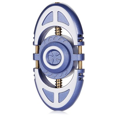 Innovated Oval Hollow-out Finger SpinnerFidget Spinners<br>Innovated Oval Hollow-out Finger Spinner<br><br>Color: Blue<br>Frame material: Zinc Alloy<br>Package Contents: 1 x Fidget Spinner<br>Package size (L x W x H): 10.40 x 7.40 x 2.20 cm / 4.09 x 2.91 x 0.87 inches<br>Package weight: 0.1720 kg<br>Product size (L x W x H): 7.80 x 3.80 x 1.70 cm / 3.07 x 1.5 x 0.67 inches<br>Product weight: 0.1210 kg<br>Type: Egg