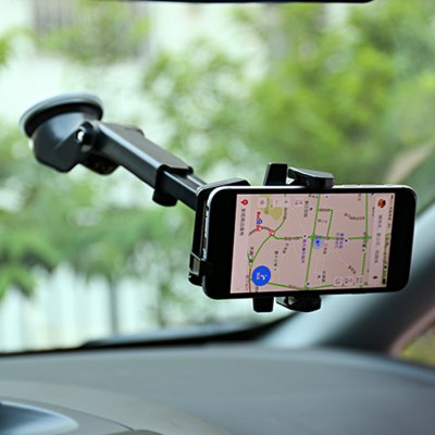 Car Phone GPS Holder StandStands &amp; Holders<br>Car Phone GPS Holder Stand<br><br>Features: Rotatable, Adjustable Stand, Flexible<br>Material: ABS<br>Package Contents: 1 x Phone Holder<br>Package size (L x W x H): 11.00 x 11.00 x 16.00 cm / 4.33 x 4.33 x 6.3 inches<br>Package weight: 0.0800 kg<br>Product size (L x W x H): 10.00 x 10.00 x 15.00 cm / 3.94 x 3.94 x 5.91 inches<br>Product weight: 0.0510 kg<br>Type: Mount Holder, Car Stand