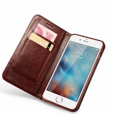 Magnetic cover case for iphone 7