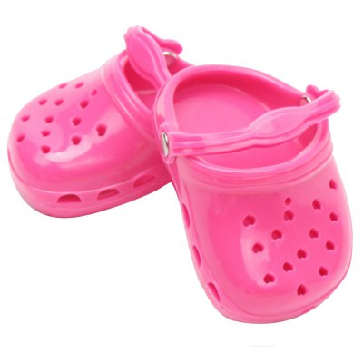 Fashion Rubber Beach Sandals Slippers for Baby Toy Gift