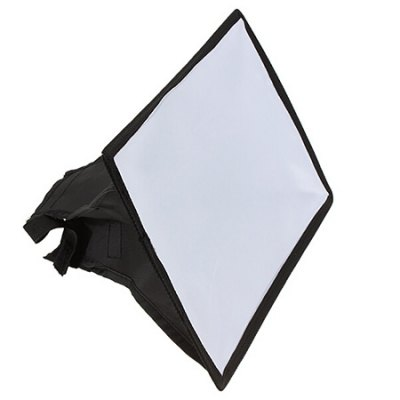 30 x 20cm Photography Flash Softbox Diffuser