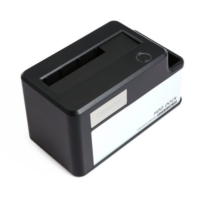 Olmaster EB - 1046U3 USB 3.0 Mobile HDD DockHDD &amp; SSD<br>Olmaster EB - 1046U3 USB 3.0 Mobile HDD Dock<br><br>Application: Desktop, Laptop<br>Brand: Olmaster<br>Color: Black<br>Design: Compact<br>Material: Plastic<br>Model: EB - 1046U3<br>Package Size(L x W x H): 21.00 x 18.00 x 10.00 cm / 8.27 x 7.09 x 3.94 inches<br>Package weight: 0.4100 kg<br>Packing List: 1 x Olmaster EB - 1046U3 USB 3.0 Mobile HDD Dock, 1 x Power Adapter, 1 x Cable, 1 x English / Chinese Manual<br>Product Size(L x W x H): 16.00 x 9.00 x 8.50 cm / 6.3 x 3.54 x 3.35 inches<br>Product weight: 0.2820 kg