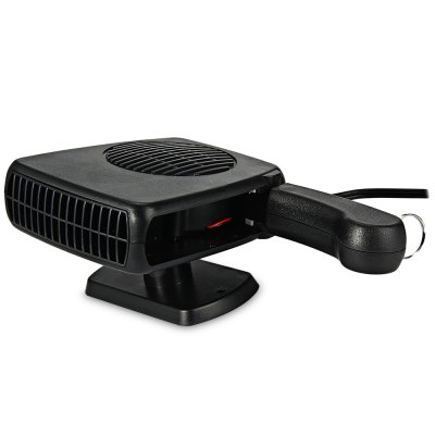 Portable Vehicle Fan Auto Car Electric HeaterOther Car Gadgets<br>Portable Vehicle Fan Auto Car Electric Heater<br><br>Apply To Car Brand: Universal<br>Compatible with: Universal<br>Package Contents: 1 x Car Heater with 150cm Car Charger<br>Package size (L x W x H): 12.50 x 8.00 x 15.00 cm / 4.92 x 3.15 x 5.91 inches<br>Package weight: 0.4500 kg<br>Product size (L x W x H): 10.00 x 6.00 x 8.00 cm / 3.94 x 2.36 x 3.15 inches<br>Product weight: 0.3800 kg<br>Working Voltage: DC 12 - 24V