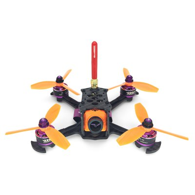 bbb 3B - R 128 Frame ComboRacing Frame<br>bbb 3B - R 128 Frame Combo<br><br>Brand: bbb<br>KV: 3500<br>Model: 1606<br>Motor Type: Brushless Motor<br>Package Contents: 1 x Frame Kit, 4 x 3B - R 1606 3500KV Brushless Motor, 4 x GF3035 Three-blade Propeller, 1 x RunCam Swift Mini Camera, 1 x Antenna, 1 x Set of Fittings<br>Package size (L x W x H): 18.00 x 18.00 x 5.00 cm / 7.09 x 7.09 x 1.97 inches<br>Package weight: 0.2200 kg<br>Product weight: 0.1560 kg<br>Sensor: CCD<br>Type: Frame Kit<br>Version: KIT<br>Video Resolution: 600TVL ( horizontal )