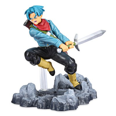 Action Figure ABS PVC MABS Model Toy - 4.72 inchesMovies &amp; TV Action Figures<br>Action Figure ABS PVC MABS Model Toy - 4.72 inches<br><br>Completeness: Semi-finished Product<br>Gender: Boys,Girls,Kids<br>Materials: ABS, MABS, PVC<br>Package Contents: 1 x Action Figure<br>Package size: 12.00 x 9.00 x 18.00 cm / 4.72 x 3.54 x 7.09 inches<br>Package weight: 0.1670 kg<br>Product size: 12.00 x 11.00 x 9.00 cm / 4.72 x 4.33 x 3.54 inches<br>Product weight: 0.0980 kg<br>Stem From: Japan<br>Theme: Dragon