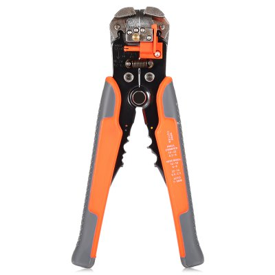 AC - 26 Multi-function Wire Stripper Crimping PliersPliers<br>AC - 26 Multi-function Wire Stripper Crimping Pliers<br><br>Material: carbon steel and plastic<br>Model: AC - 26<br>Package Contents: 1 x Wire Cutter<br>Package size (L x W x H): 28.50 x 12.50 x 4.00 cm / 11.22 x 4.92 x 1.57 inches<br>Package weight: 0.3760 kg<br>Product size (L x W x H): 21.00 x 9.50 x 2.00 cm / 8.27 x 3.74 x 0.79 inches<br>Product weight: 0.3180 kg<br>Special function: Cut wire and cable