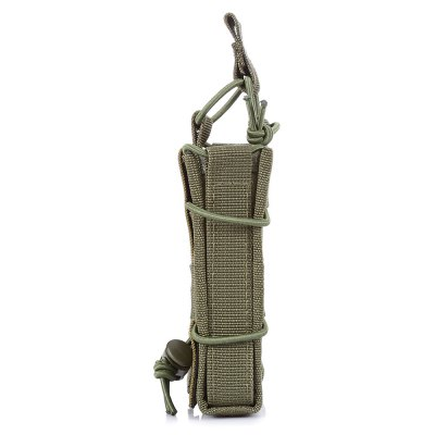 JINJULI Walkie Talkie PouchWaistpacks<br>JINJULI Walkie Talkie Pouch<br><br>Brand: JINJULI<br>Features: Durable, Tactical Style, Ultra Light<br>Materials: Nylon<br>Package Contents: 1 x JINJULI Walkie Talkie Pouch<br>Package Dimension: 8.50 x 4.00 x 13.00 cm / 3.35 x 1.57 x 5.12 inches<br>Package weight: 0.1050 kg<br>Product Dimension: 7.50 x 3.20 x 12.00 cm / 2.95 x 1.26 x 4.72 inches<br>Product weight: 0.0750 kg
