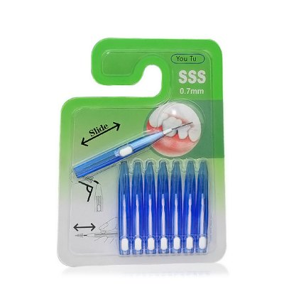 Slide-type Tooth Floss Set