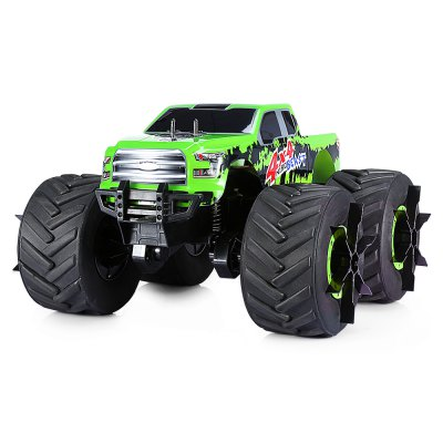 ZINGO RACING 9119 1:8 Amphibious RC Monster Truck - RTR
