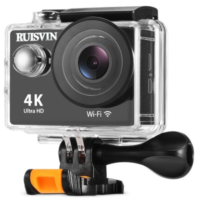 RUISVIN W9S 4K WiFi Action Sports Camera