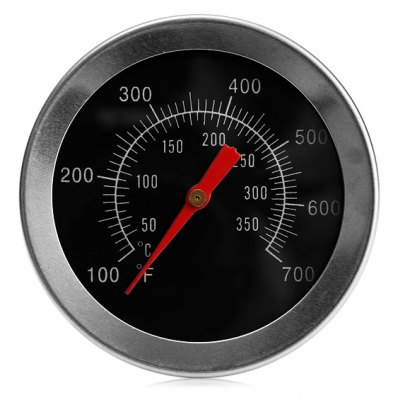 Stainless Steel Round Thermometer