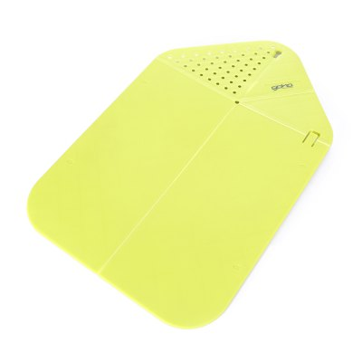 2 in 1 Cutting Board ColanderOther Kitchen Accessories<br>2 in 1 Cutting Board Colander<br><br>Material: PP<br>Package Contents: 1 x Cutting Board<br>Package size (L x W x H): 46.00 x 30.00 x 1.50 cm / 18.11 x 11.81 x 0.59 inches<br>Package weight: 0.2470 kg<br>Product size (L x W x H): 42.50 x 27.00 x 0.50 cm / 16.73 x 10.63 x 0.2 inches<br>Product weight: 0.2460 kg<br>Type: Other Kitchen Accessories