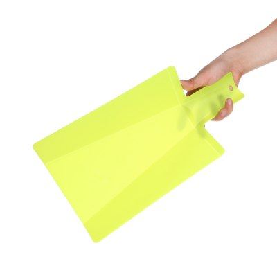 Foldable PP Cutting Chopping BoardOther Kitchen Accessories<br>Foldable PP Cutting Chopping Board<br><br>Material: PP<br>Package Contents: 1 x Cutting Board<br>Package size (L x W x H): 40.00 x 26.50 x 1.10 cm / 15.75 x 10.43 x 0.43 inches<br>Package weight: 0.0510 kg<br>Product size (L x W x H): 38.50 x 22.40 x 0.10 cm / 15.16 x 8.82 x 0.04 inches<br>Product weight: 0.0100 kg<br>Type: Other Kitchen Accessories