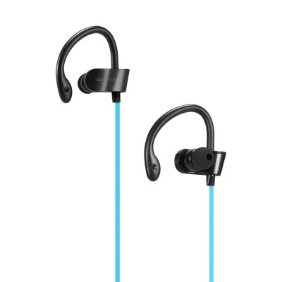 QAIXAG AX - 06 Wireless Bluetooth Sports EarbudsEarbud Headphones<br>QAIXAG AX - 06 Wireless Bluetooth Sports Earbuds<br><br>Application: Sport, Running, Working<br>Battery Capacity(mAh): Built in 70mAh Li-ion Battery<br>Bluetooth: Yes<br>Bluetooth distance: W/O obstacles 10m<br>Bluetooth mode: Hands free<br>Bluetooth protocol: A2DP,AVRCP,HFP,HSP<br>Bluetooth Version: V4.1<br>Brand: QAIXAG<br>Cable Length (m): 0.73m<br>Charging Time.: 2H<br>Compatible with: iPod, Mobile phone, iPhone<br>Connecting interface: Micro USB<br>Connectivity: Wireless<br>Frequency response: 20-20000Hz<br>Function: Noise Cancelling, Voice Prompt, Song Switching, Microphone, Bluetooth, Answering Phone, Voice control<br>Impedance: 32ohms<br>Language: Chinese,English<br>Material: TPE, ABS<br>Model: AX - 06<br>Music Time: 2.5H<br>Package Contents: 1 x QAIXAG AX - 06 Wireless Bluetooth Sports Earphones, 1 x English and Chinese Manual, 2 x Pair of Standby Earbud Tips ( Small and Large Size )<br>Package size (L x W x H): 13.00 x 9.00 x 4.00 cm / 5.12 x 3.54 x 1.57 inches<br>Package weight: 0.0670 kg<br>Product weight: 0.0160 kg<br>Sensitivity: 42 ± 3dB<br>Standby time: 15H<br>Talk time: 3H<br>Type: In-Ear<br>Wearing type: In-ear with ear hook