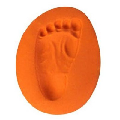 Baby Infant Footprint Clay