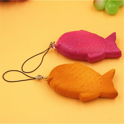 8cm Realistic Fish Ultra Soft PU Foam Squishy ToySquishy toys<br>8cm Realistic Fish Ultra Soft PU Foam Squishy Toy<br><br>Color: Orange<br>Materials: PU<br>Package Content: 1 x Squishy Toy<br>Package Dimension: 10.00 x 6.00 x 4.00 cm / 3.94 x 2.36 x 1.57 inches<br>Package Weights: 35g<br>Pattern Type: Animal<br>Product Dimension: 8.00 x 4.50 x 3.00 cm / 3.15 x 1.77 x 1.18 inches<br>Product Weights: 15g<br>Products Type: Squishy Toy<br>Use: Art &amp; Collectible