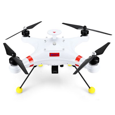 IDEAFLY POSEIDON - 480 RC Fishing Drone - RTFRC Quadcopters<br>IDEAFLY POSEIDON - 480 RC Fishing Drone - RTF<br><br>Battery: 4500mAh 22.2V 6S 25C LiPo<br>Battery Size: 11.3 x 7.3 x 4.2cm<br>Battery Weight: about 880g<br>Brand: Ideafly<br>Built-in Gyro: 6 Axis Gyro<br>Camera Pixels: PAL: 976 ( H ) x 582 ( V ); NTSC: 976 ( H ) x 494 ( V )<br>Channel: 6-Channels<br>Charging Time.: 40min ( 6A current )<br>Compatible with Additional Gimbal: Yes<br>Detailed Control Distance: About 1500m<br>Features: Radio Control, Camera, Brushless Version, 5.8G FPV<br>Flying Time: 20-25min<br>FPV Distance: 900m<br>FPV Screen Resolution: 800 x 480<br>FPV Screen Size: 7 inches<br>Functions: Forward/backward, One Key Taking Off, Sideward flight, Turn left/right, One Key Landing, Up/down, Waypoints, Automatic Return<br>Kit Types: RTF<br>Level: Advanced Level<br>Model: POSEIDON - 480<br>Model Power: Built-in rechargeable battery<br>Motor Type: Brushless Motor<br>Package Contents: 1 x Aircraft Body ( Battery Included ), 1 x Transmitter, 1 x FPV Monitor, 1 x Balance Charger, 1 x DJI 2.4GHz Bluetooth Datalink, 4 x Carbon Fiber Landing Strut, 4 x 1355 Carbon Fiber Propeller, 1 x S<br>Package size (L x W x H): 48.50 x 25.50 x 43.70 cm / 19.09 x 10.04 x 17.2 inches<br>Package weight: 6.6150 kg<br>Product size (L x W x H): 40.00 x 40.00 x 29.00 cm / 15.75 x 15.75 x 11.42 inches<br>Product weight: 2.7400 kg<br>Radio Mode: Mode 1 &amp; Mode 2 ?Left &amp; Right-hand Throttle?<br>Remote Control: 2.4GHz Wireless Remote Control,Bluetooth Remote Control<br>Satellite System: GPS<br>Size: Large<br>Transmitter Power: 4 x 1.5V AA battery(not included)<br>Type: Outdoor, Quadcopter<br>Video Resolution: 700TVL ( horizontal )<br>Video Standards: NTSC,PAL<br>Wheelbase: 480mm