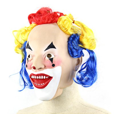 Japanese Geisha Clown Latex MaskClassic Toys<br>Japanese Geisha Clown Latex Mask<br><br>Appliable Crowd: Unisex<br>Materials: Latex<br>Nature: Other<br>Package Contents: 1 x Mask<br>Package size: 24.00 x 28.40 x 1.50 cm / 9.45 x 11.18 x 0.59 inches<br>Package weight: 0.2010 kg<br>Product weight: 0.1800 kg