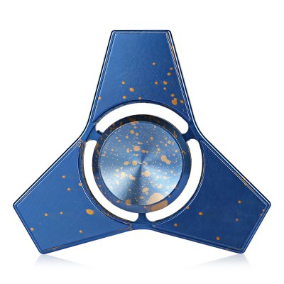Decompression Toy Three Leaf Fidget SpinnerFidget Spinners<br>Decompression Toy Three Leaf Fidget Spinner<br><br>Color: Blue<br>Frame material: Aluminum Alloy<br>Package Contents: 1 x Fidget Spinner<br>Package size (L x W x H): 9.00 x 6.20 x 1.70 cm / 3.54 x 2.44 x 0.67 inches<br>Package weight: 0.0820 kg<br>Product size (L x W x H): 5.00 x 5.00 x 1.20 cm / 1.97 x 1.97 x 0.47 inches<br>Product weight: 0.0320 kg<br>Swing Numbers: Tri-Bar<br>Type: Triple Blade