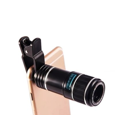 8X Zoom Mobile TelescopeiPhone Lenses<br>8X Zoom Mobile Telescope<br><br>Lens type: Long Focal(Telephoto Lens)<br>Magnification ?Telephoto Lens ): 8X<br>Material: Optical glass<br>Package Contents: 1 x Phone Clip, 1 x Lens<br>Package size (L x W x H): 5.00 x 5.00 x 9.00 cm / 1.97 x 1.97 x 3.54 inches<br>Package weight: 0.1150 kg<br>Product size (L x W x H): 3.40 x 3.40 x 7.20 cm / 1.34 x 1.34 x 2.83 inches<br>Product weight: 0.0500 kg