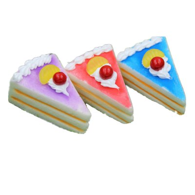Realistic Triangular Sandwich Cake PU Foam Squishy ToySquishy toys<br>Realistic Triangular Sandwich Cake PU Foam Squishy Toy<br><br>Color: Blue<br>Materials: PU<br>Package Content: 1 x Squishy Toy<br>Package Dimension: 9.00 x 7.00 x 5.00 cm / 3.54 x 2.76 x 1.97 inches<br>Package Weights: 38g<br>Pattern Type: Cake<br>Product Dimension: 7.00 x 5.00 x 3.00 cm / 2.76 x 1.97 x 1.18 inches<br>Product Weights: 14g<br>Products Type: Squishy Toy<br>Use: Home Decoration, Art &amp; Collectible
