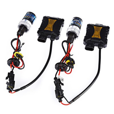 H7 55W Xenon Conversion KitCar Lights<br>H7 55W Xenon Conversion Kit<br><br>Adaptable automobile mode: Universal<br>Color temperatures: 10000K<br>Connector: H7<br>Lumens: 2100 - 2500LM<br>Package Contents: 2 x Xenon Lamp, 2 x Ballast, 1 x English User Manual<br>Package size (L x W x H): 22.00 x 18.00 x 7.00 cm / 8.66 x 7.09 x 2.76 inches<br>Package weight: 0.3400 kg<br>Product size (L x W x H): 11.00 x 7.00 x 3.50 cm / 4.33 x 2.76 x 1.38 inches<br>Product weight: 0.2600 kg<br>Type of lamp-house : Xenon