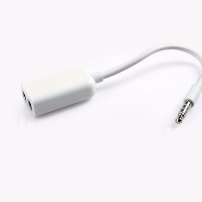 2-in-1 3.5mm Audio Cable
