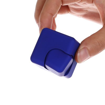 ABS Finger Fidget Spinner for Relieving StressFidget Spinners<br>ABS Finger Fidget Spinner for Relieving Stress<br><br>Color: Blue<br>Frame material: ABS<br>Package Contents: 1 x Finger Spinner<br>Package size (L x W x H): 8.00 x 8.00 x 5.40 cm / 3.15 x 3.15 x 2.13 inches<br>Package weight: 0.0960 kg<br>Product size (L x W x H): 3.30 x 3.30 x 3.30 cm / 1.3 x 1.3 x 1.3 inches<br>Product weight: 0.0510 kg<br>Type: Cool, Geometric