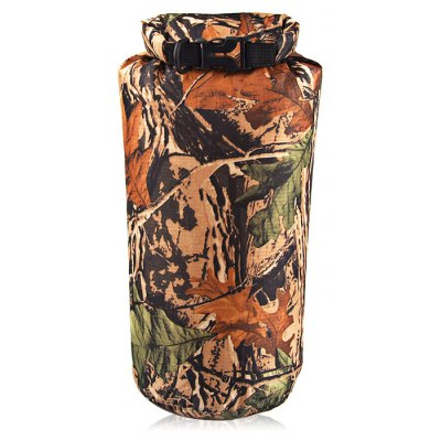 Lightweight 8L Waterproof Compression Dry Bag Storage Pack