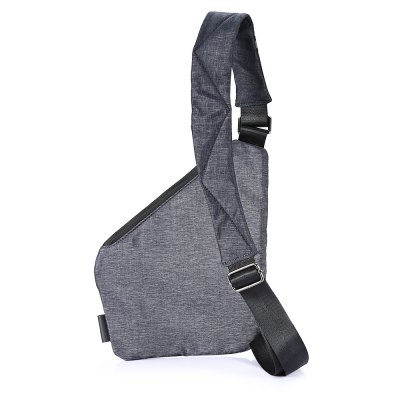 Male Polyester 3L Leisure Sling Bag Reflective Stripe Chest PackSling Bag<br>Male Polyester 3L Leisure Sling Bag Reflective Stripe Chest Pack<br><br>Bag Capacity: 3L<br>Capacity: 1 - 10L<br>Features: Ultra Light<br>For: Casual<br>Material: Polyester<br>Package Contents: 1 x Sling Bag<br>Package size (L x W x H): 23.00 x 2.00 x 32.00 cm / 9.06 x 0.79 x 12.6 inches<br>Package weight: 0.2500 kg<br>Product size (L x W x H): 22.00 x 3.00 x 31.00 cm / 8.66 x 1.18 x 12.2 inches<br>Product weight: 0.2050 kg<br>Type: Sling Bag