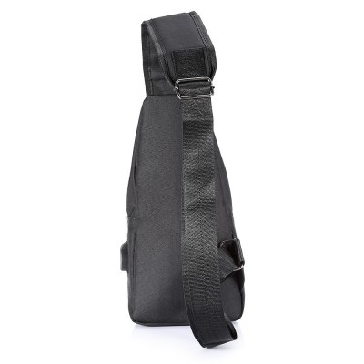 Extending USB Cable Polyester 5L Leisure Sling Bag Chest PackSling Bag<br>Extending USB Cable Polyester 5L Leisure Sling Bag Chest Pack<br><br>Bag Capacity: 5L<br>Capacity: 1 - 10L<br>Features: Ultra Light<br>For: Casual, Travel<br>Material: Polyester<br>Package Contents: 1 x Sling Bag, 1 x Extending USB Cable<br>Package size (L x W x H): 17.00 x 33.00 x 4.00 cm / 6.69 x 12.99 x 1.57 inches<br>Package weight: 0.3000 kg<br>Product size (L x W x H): 16.00 x 32.00 x 7.00 cm / 6.3 x 12.6 x 2.76 inches<br>Product weight: 0.2550 kg