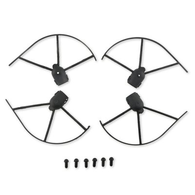 Original JJRC H37 - 11 Propeller Protector 4pcsRC Quadcopter Parts<br>Original JJRC H37 - 11 Propeller Protector 4pcs<br><br>Compatible with: H37 Foldabe RC drone<br>Package Contents: 4 x Propeller Protector, 6 x Landing Pad<br>Package size (L x W x H): 11.30 x 9.00 x 3.00 cm / 4.45 x 3.54 x 1.18 inches<br>Package weight: 0.0400 kg<br>Type: Pad, Propeller Protector