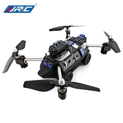 JJRC H40WH 2-in-1 RC Flying Tank Quadcopter - RTF